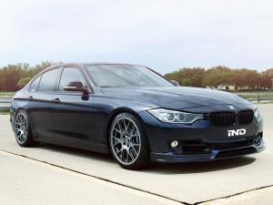 BMW 3-Series Sedan by IND Distribution 2012 года